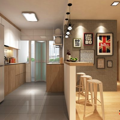 Blk 105 Depot Road (kitchen)