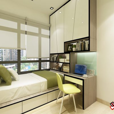 Ecopolitan ec  (Bedroom 1)