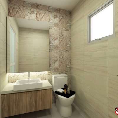 kiat hong blk812A (master bathroom)