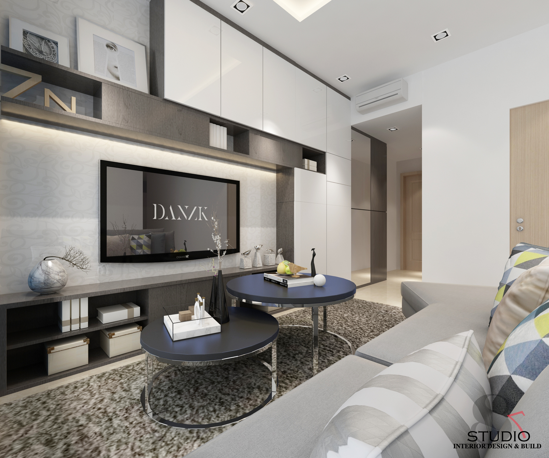 Condo Interior Design Condominium Interior Design Singapore: Condominium (Condo) Interior Design Contractor Singapore