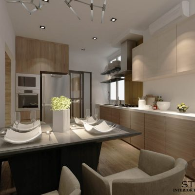 91 upper east coast road (Kitchen)