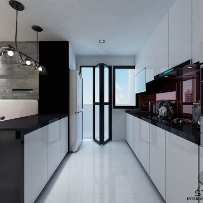 Blk 278B Compassvale Bow (KITCHEN)