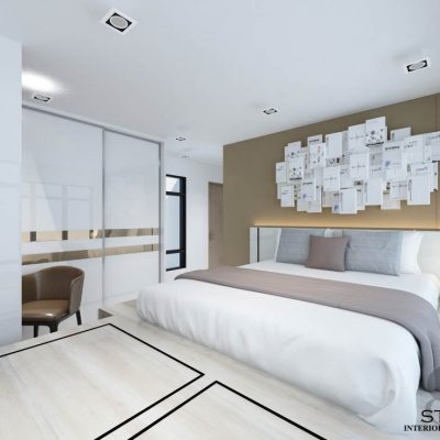 Blk 278B Compassvale Bow (MASTER BEDROOM)