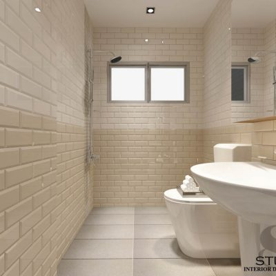 Blk 514 Serangoon North Ave 4 (MASTER BATHROOM)