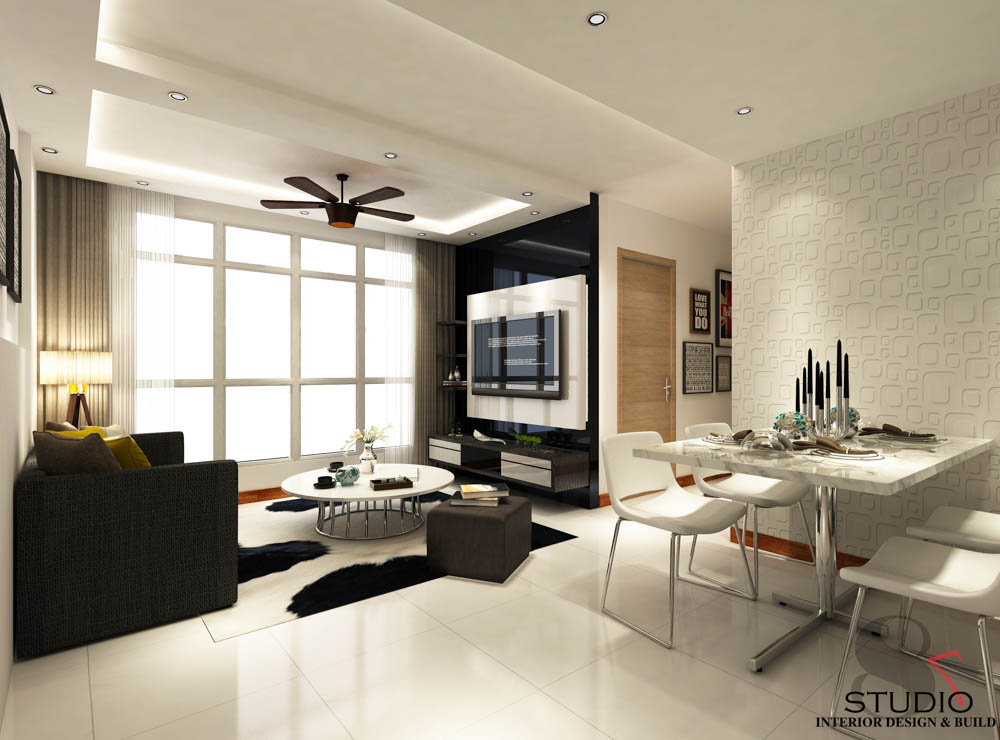Residential Renovation Contractor Singapore Best Interior Design Company