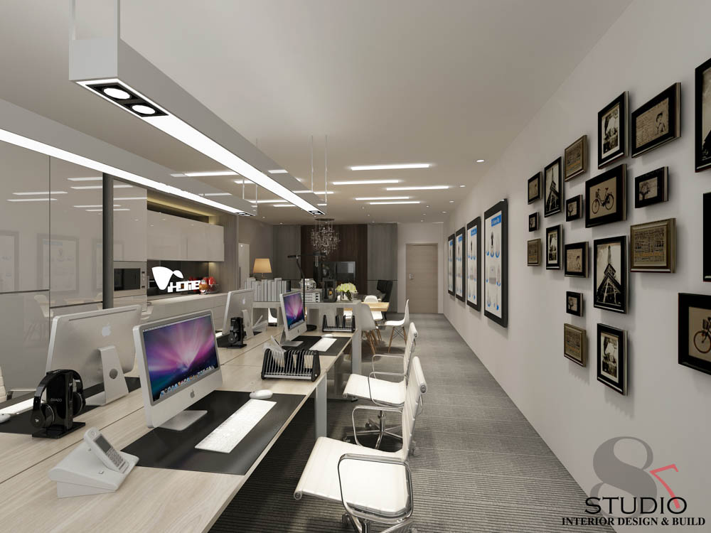 Best Office Interior Design Company & Renovation