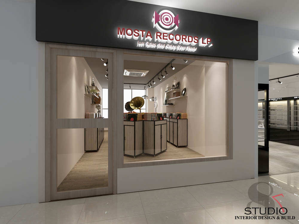 Peninsular Shopping Center #02-21(shopfront)