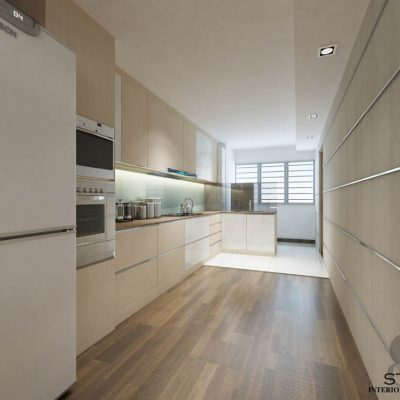 843 tampines st83 (KITCHEN)