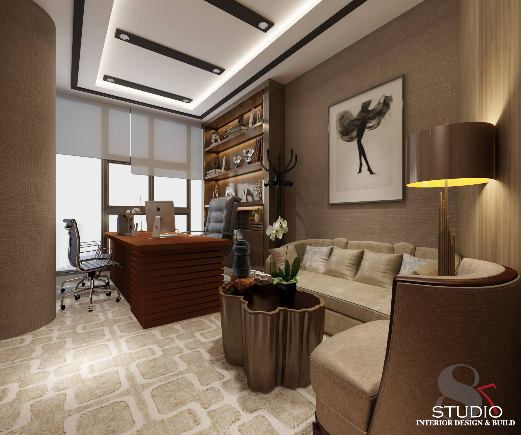 commercial interior design singapore